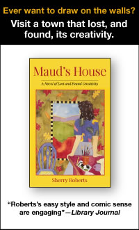 Maud's House: visit a town that's lost its creativity